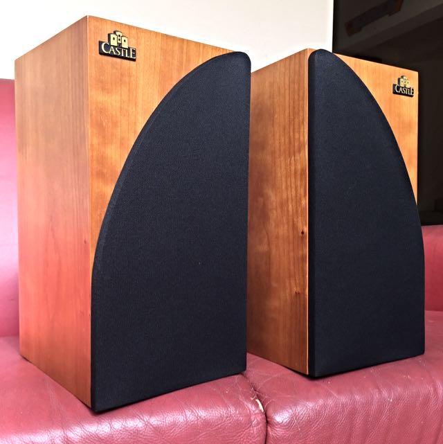 Amplificacion para cajas Castle Richmond (Serie 1) Castle12