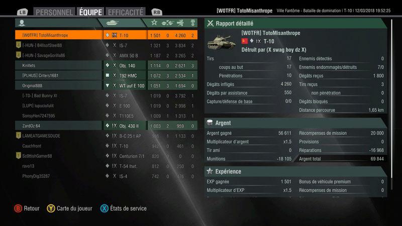 T-10 : Le cossack populaire 12-03-10