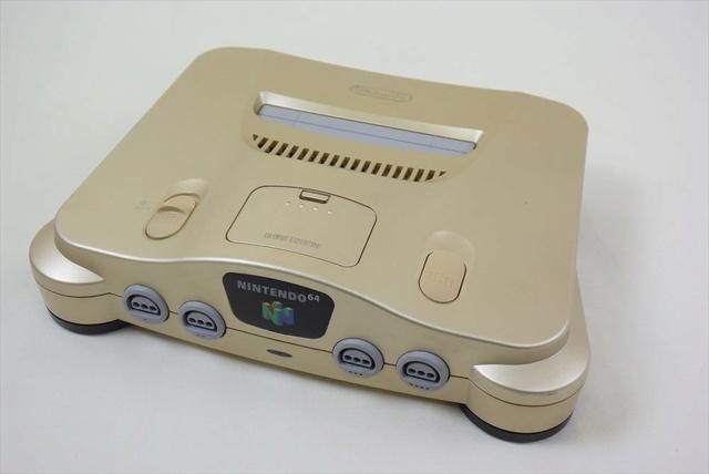 [SONDAGE] Quelle console a le meilleur DESIGN? N64_go10