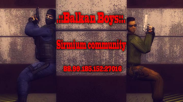 Balkan Boys