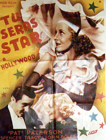Tu seras star à Hollywood (1934) de David Butler Tu_ser10