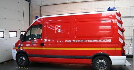 Véhicules de Secours  et d' Assistance aux Victimes N°1 Safe_i10