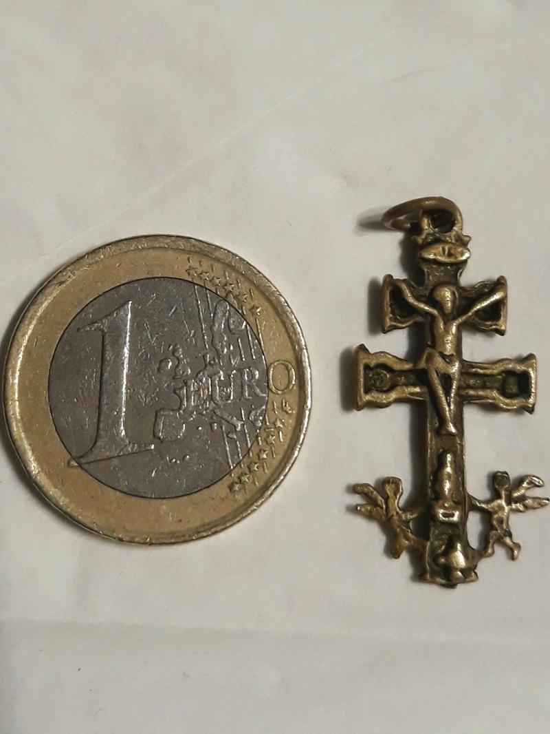 Cruz de Caravaca con ángeles, S. XVIII- pp. S. XIX 20180310