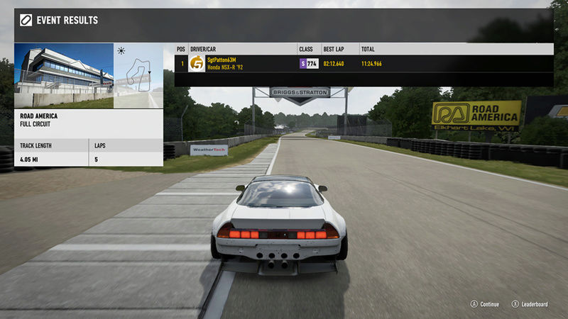 FM7 | Open HP (FWD/RWD/AWD, NO FORZA AERO) - Road America Full 14_tim11