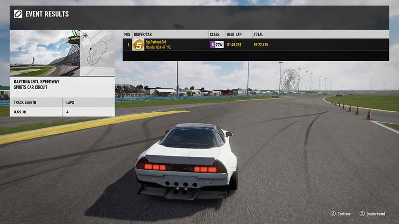 FM7 | 500HP (FWD/RWD) - Daytona Sports Car Circuit 16_tim11