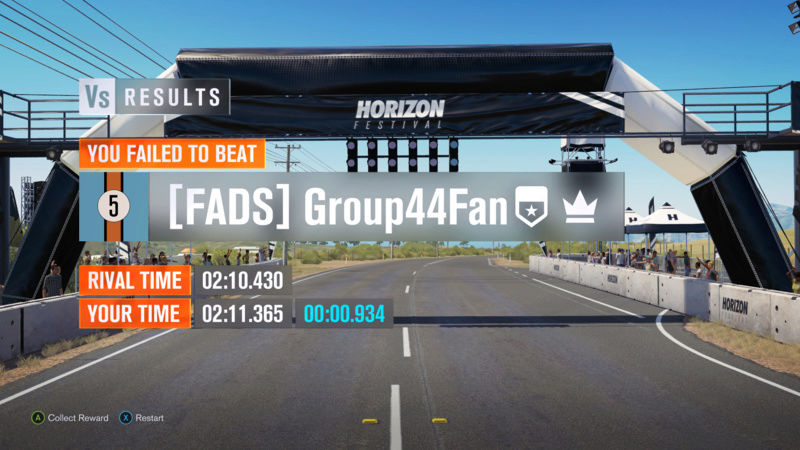 FH3 Time Attack | Byron Bay Jungle Coast Sprint (500HP RWD/FWD) Img_d310