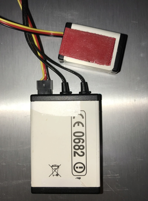 VENDU!!!!Capteur Vario-Altimetre et RX-7-DR M-Link Multiplex 2e757610