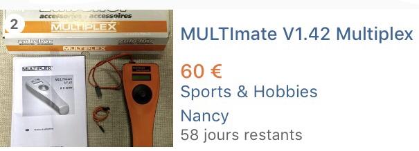 À vendre : GPS et Multimate MULTIPLEX  31824c10