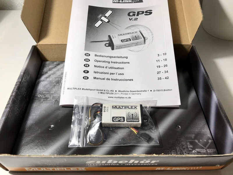 À vendre : GPS et Multimate MULTIPLEX  5ff10d10