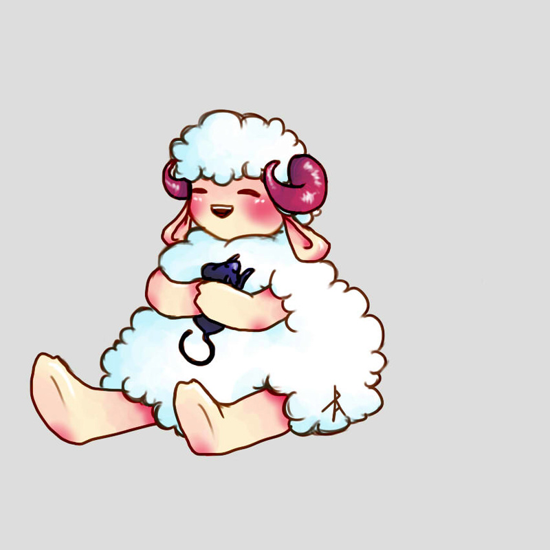Gribouilles ~ Sheep11