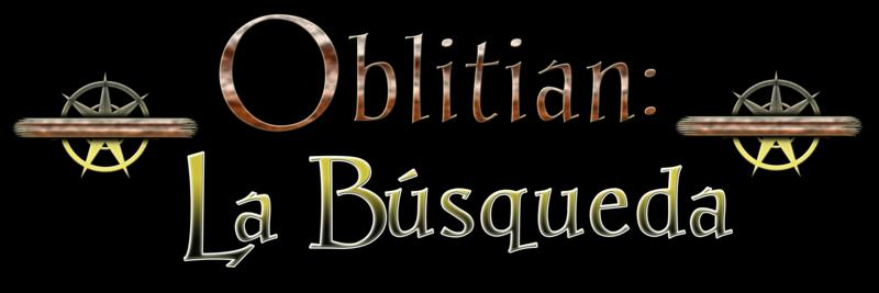 "Demo ""Oblitian: La Búsqueda"" (2017) [VxAce] Logo10"