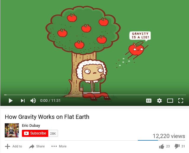 How Everything Works on Flat Earth Eric_c10