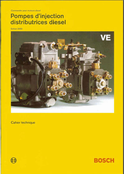 Pompe Bosch VE Captur10