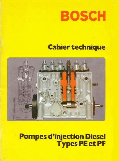 Pompes d'injection diesel types PE et PF Captur11