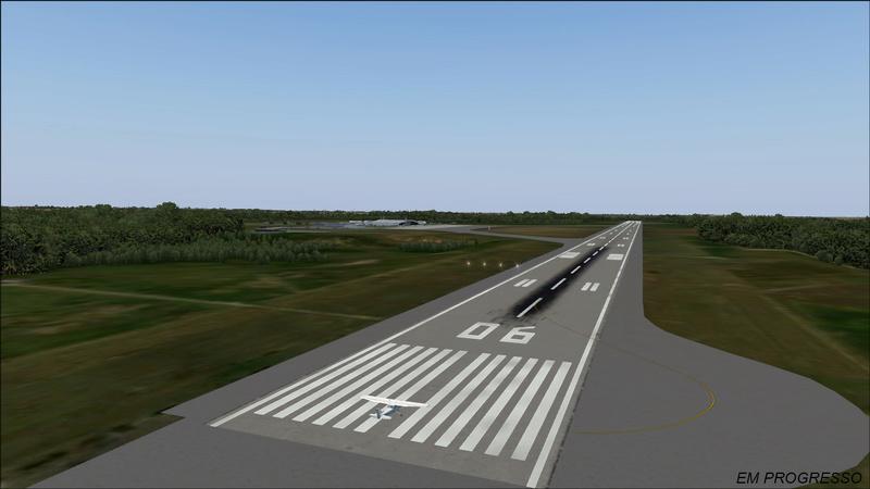 aeroporto - [DESENVOLVIMENTO] SBRB - Aeroporto Internacional Plácido de Castro Print_11