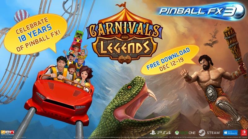 Bons Plans Et Jeux Gratuits pour la GPD WIN Pinbal10
