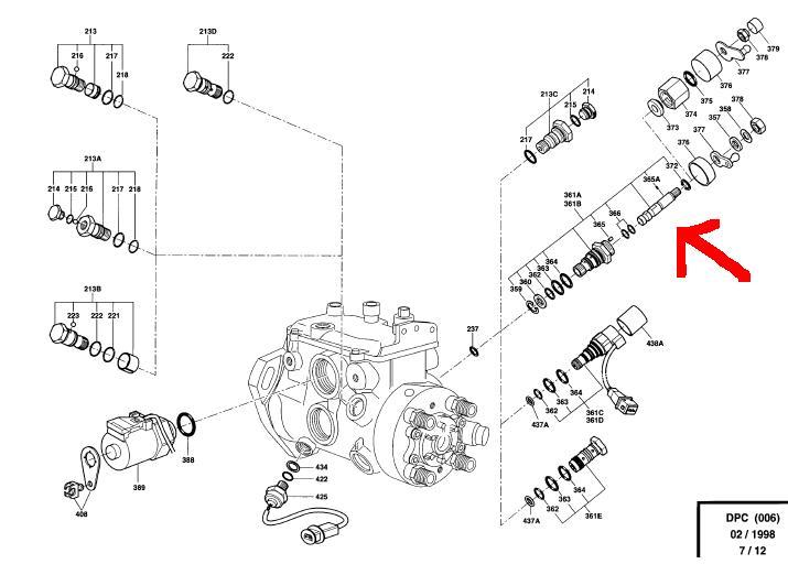 [ Peugeot 205 XUD7 an 1996 ] problème après changement joints de pompe injection Schyma12