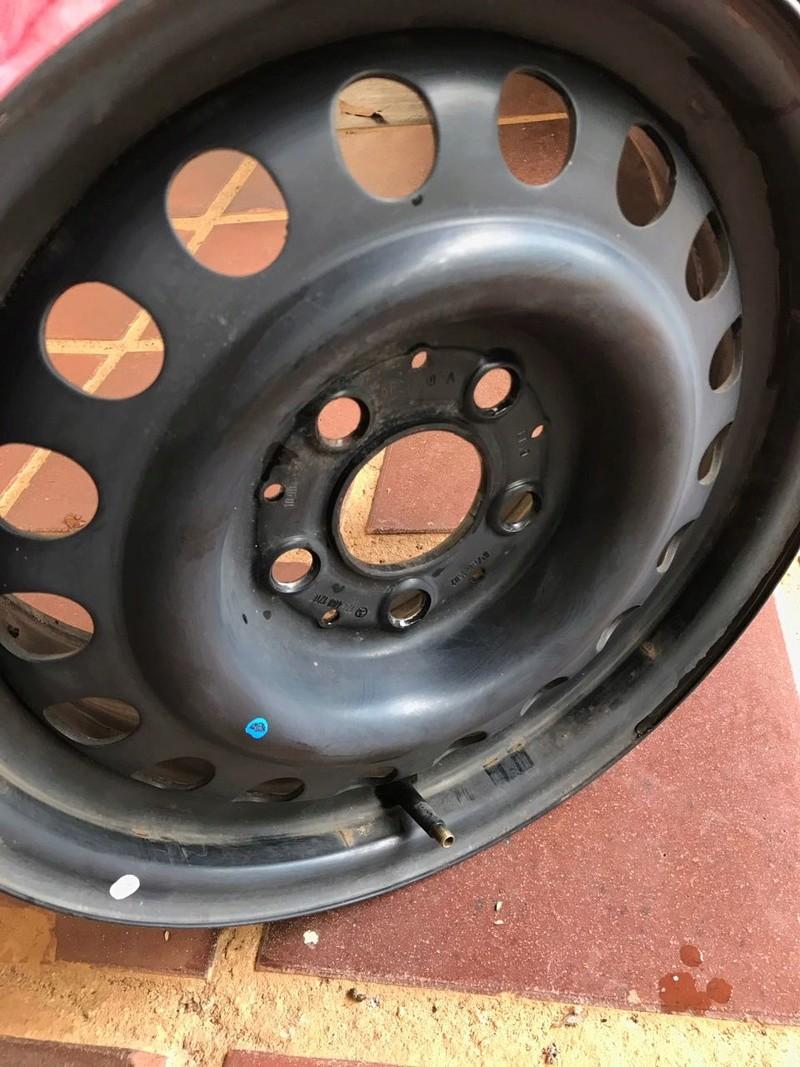 (VENDO) Rodas de Ferro Mercedes W124 - R$ 500 2945ad10