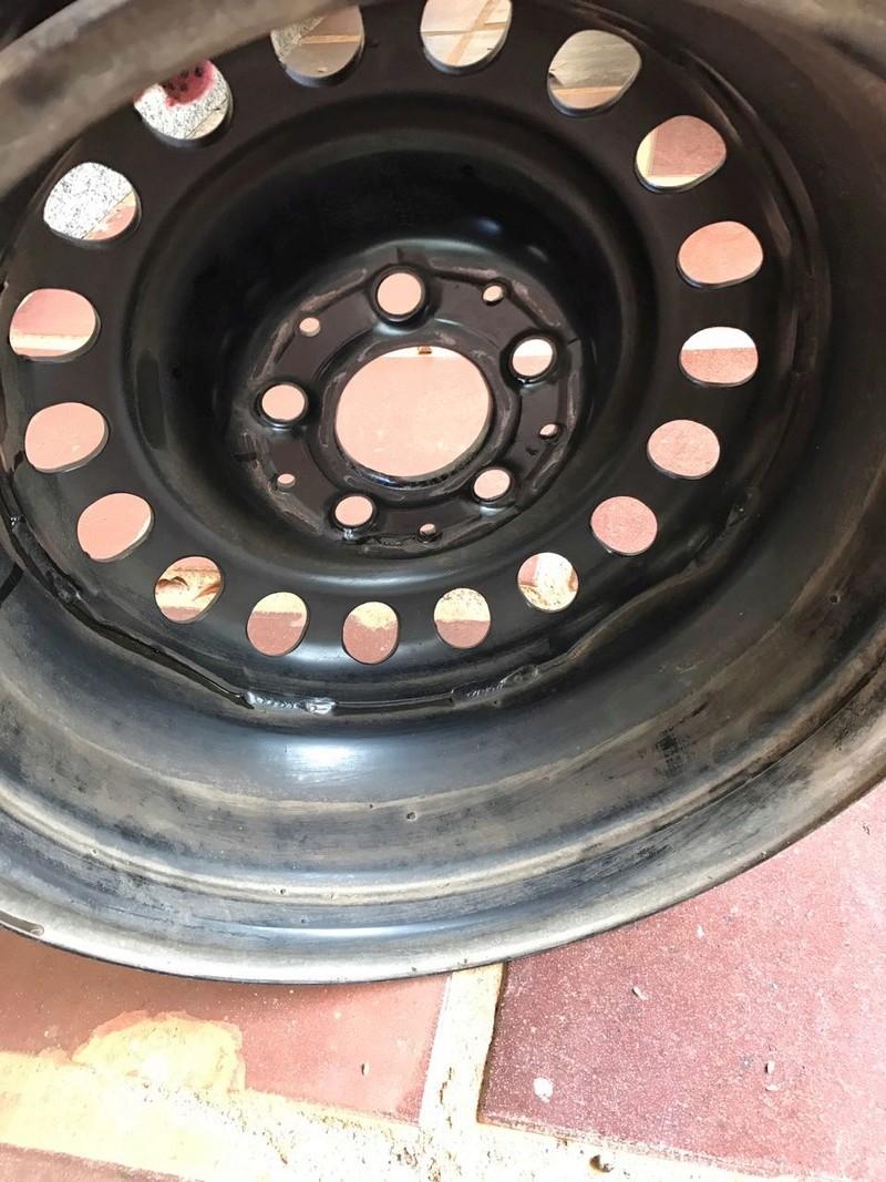 (VENDO) Rodas de Ferro Mercedes W124 - R$ 500 Cccf2910