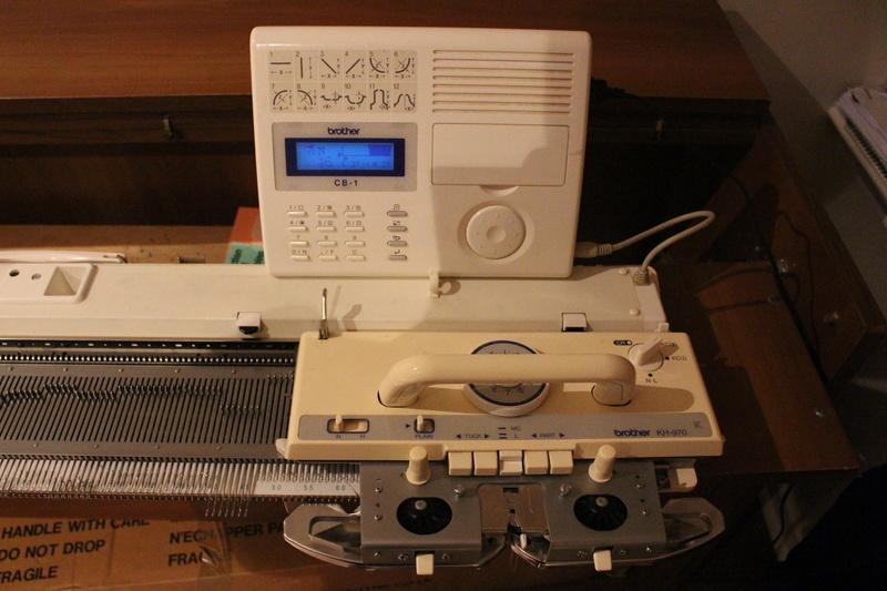 Продается Brother KH-970, Продана Img_9612