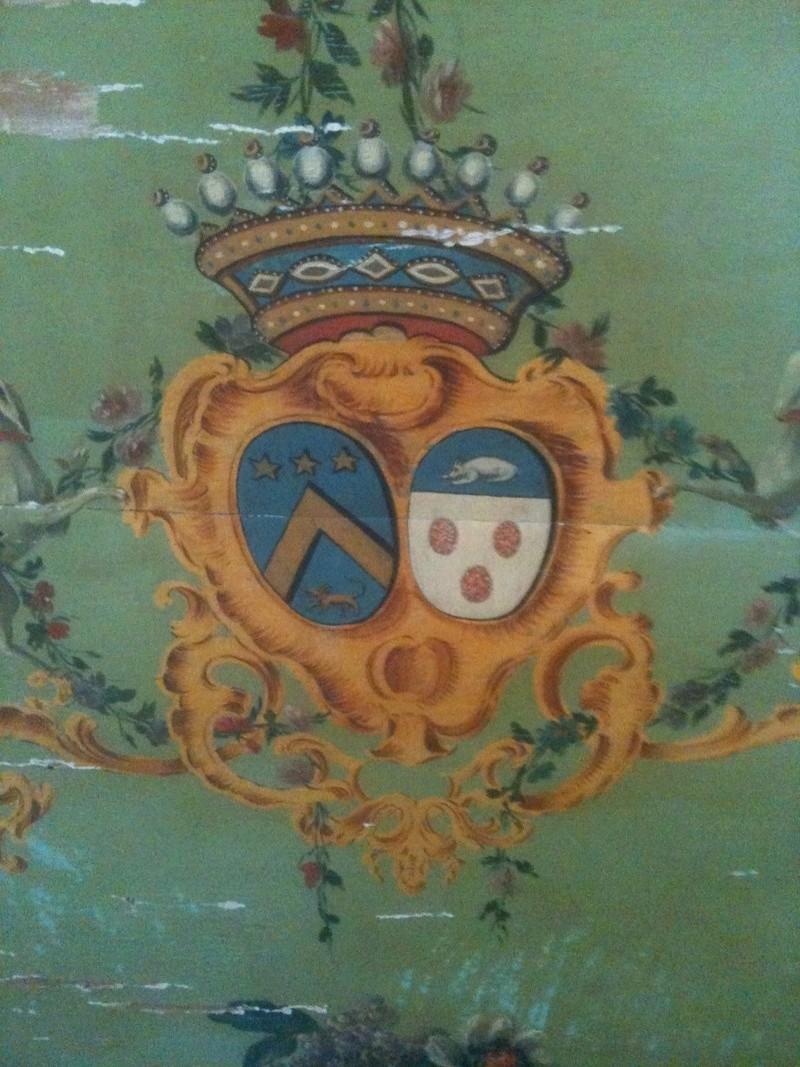 Armoiries d'alliance Rolland d'Erceville Blason11