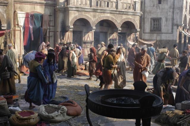 Ruas, vielas e espaços públicos de Roma 37-1-610