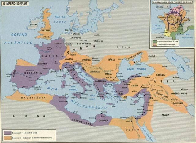 Províncias Imperiais - Ocidente Imperi11