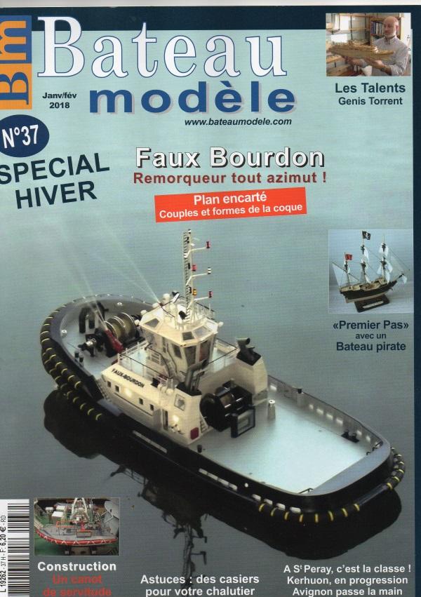 Parution magasine BM HS N° 37 Img14010