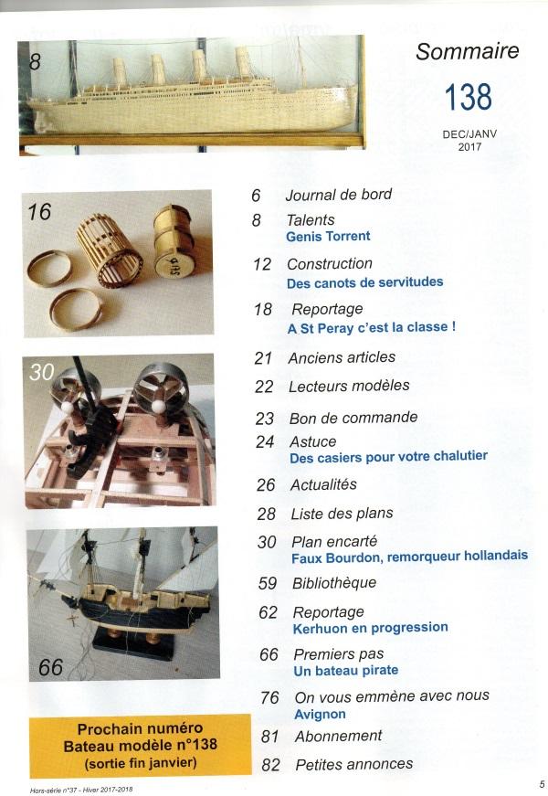 Parution magasine BM HS N° 37 Img14110