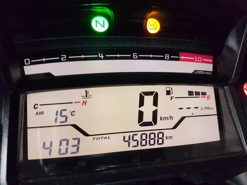 Verificación de cuenta kilómetros. 2017. - Página 2 Kms_pa10