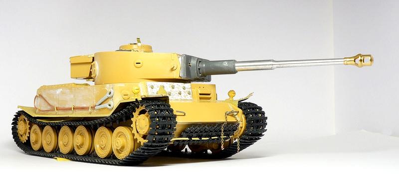 Panzerkampfwagen VI «Tiger P» Dsc01710