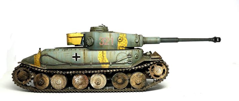 Panzerkampfwagen VI «Tiger P» Dsc01810