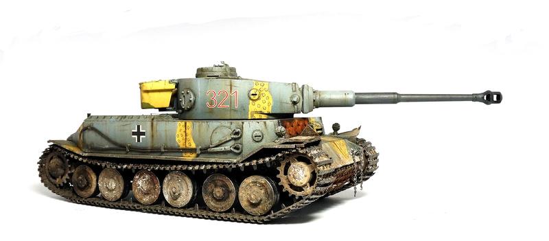 Panzerkampfwagen VI «Tiger P» Dsc01811