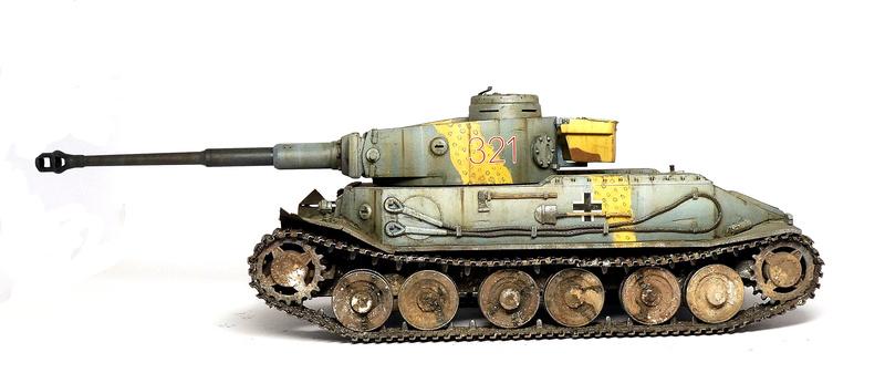 Panzerkampfwagen VI «Tiger P» Dsc01814