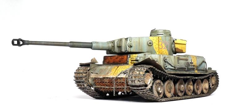 Panzerkampfwagen VI «Tiger P» Dsc01816