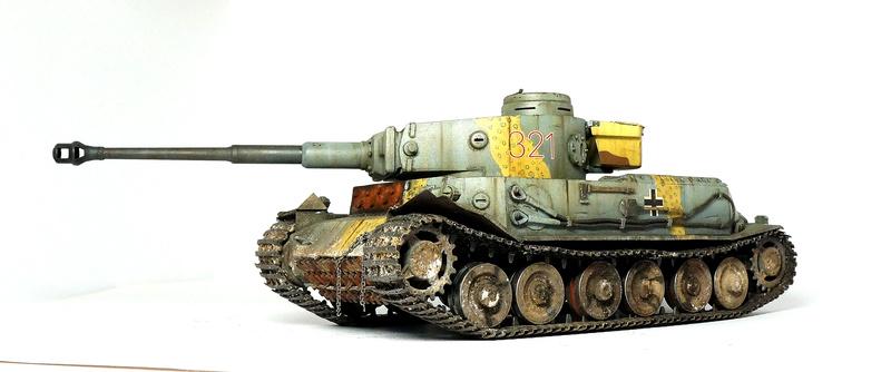 Panzerkampfwagen VI «Tiger P» Dsc01817