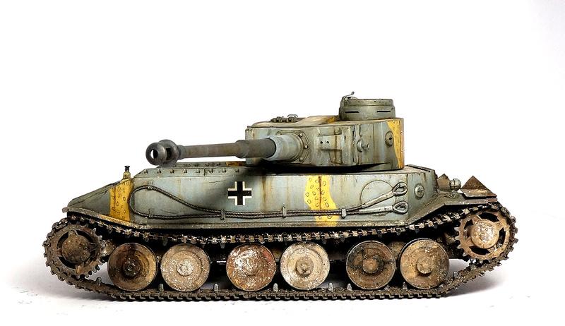 Panzerkampfwagen VI «Tiger P» Dsc01821