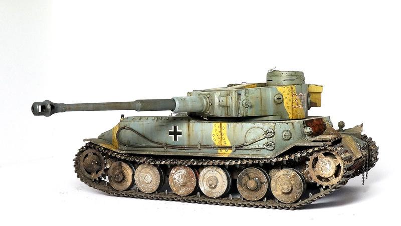 Panzerkampfwagen VI «Tiger P» Dsc01822