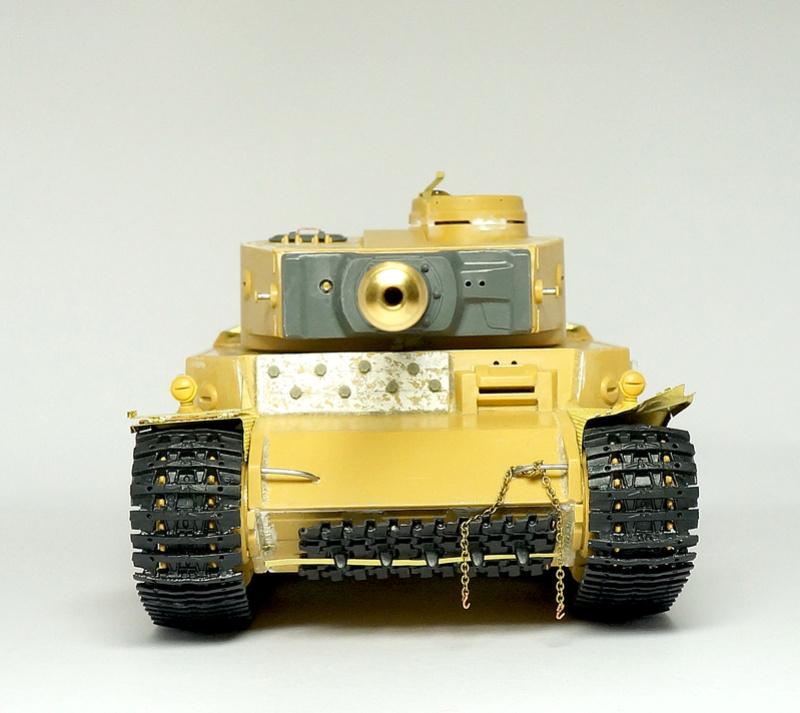 Panzerkampfwagen VI «Tiger P» Dsc01826