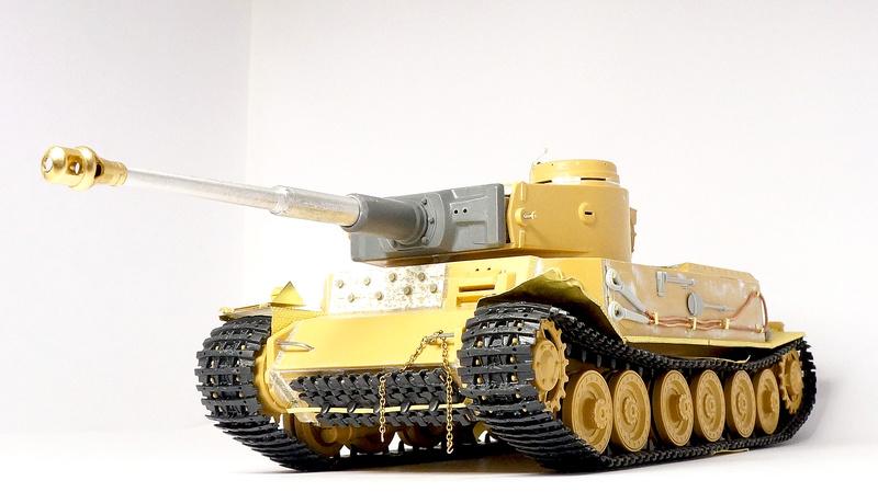 Panzerkampfwagen VI «Tiger P» Dsc01827