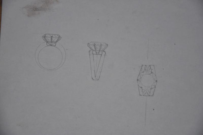 Bague avec gros quartz fumé de 10mm Dsc_0037