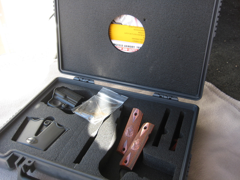 SOLD 9mm Range Officer with extra magazines Ebay__16