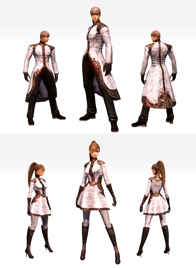Cabal 2 Costumes Blizza10