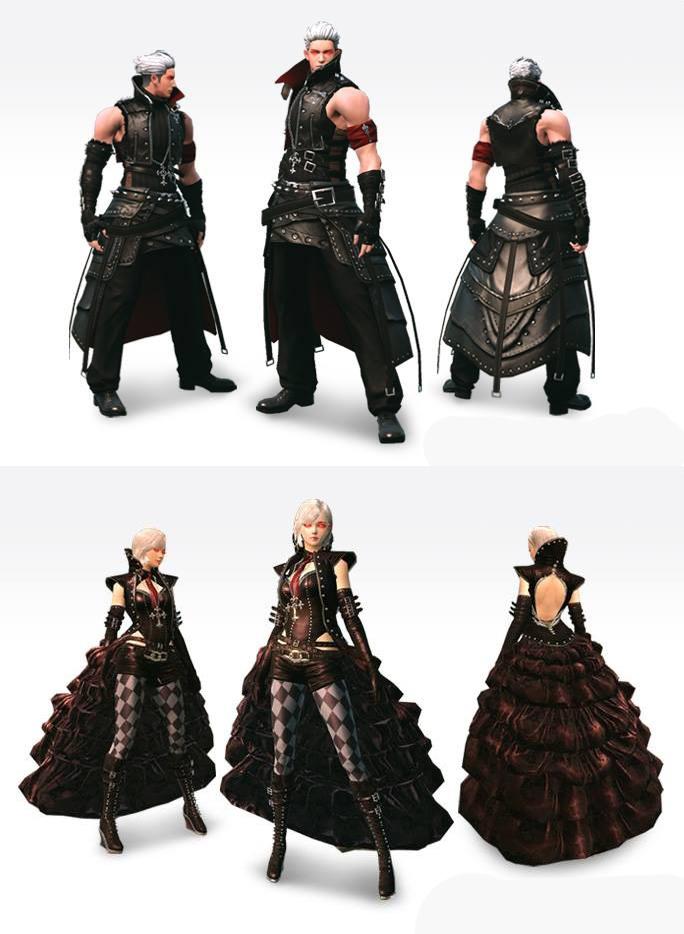 Cabal 2 Costumes Vampir10