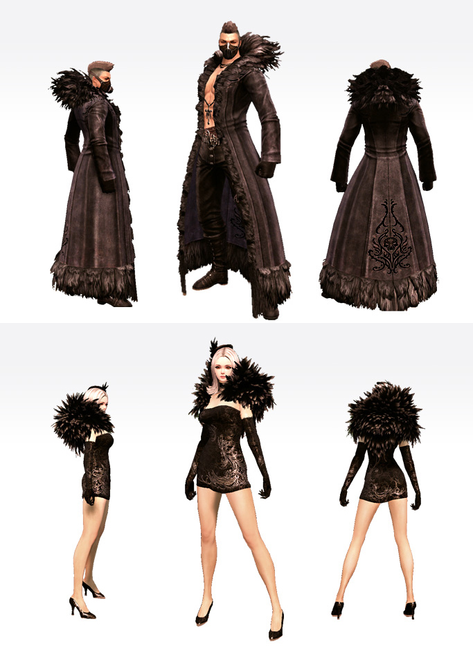 Cabal 2 Costumes Winter10