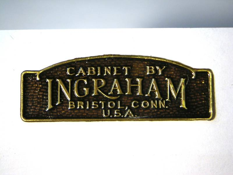 Reproduction Ingraham Cabinet Labels? Pict2010