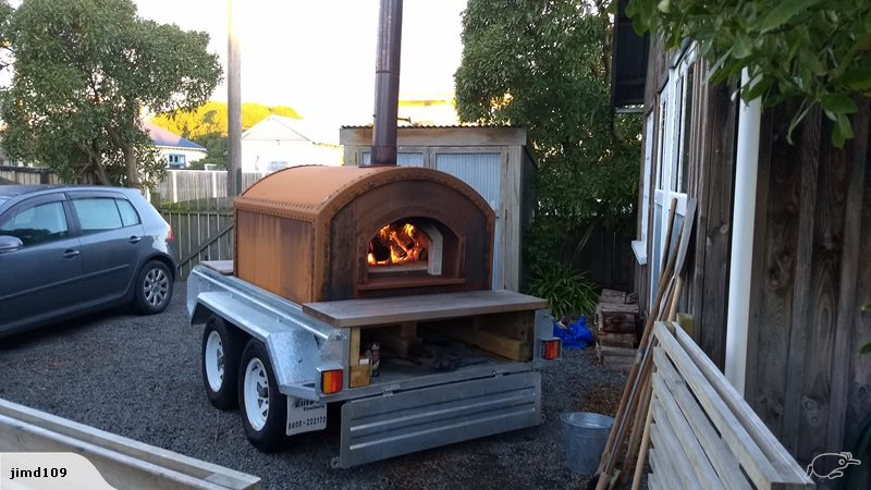 Opnião sobre forno a lenha  Oven10