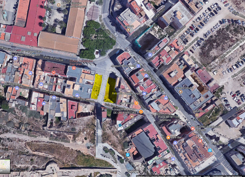 Otros yacimientos Arqueológicos en Cartagena - Página 7 Captur10