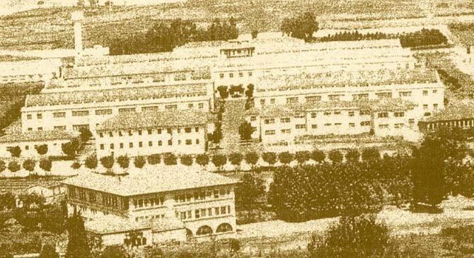 Fabrica de armas La Coruña (Santa Bárbara) 20151010