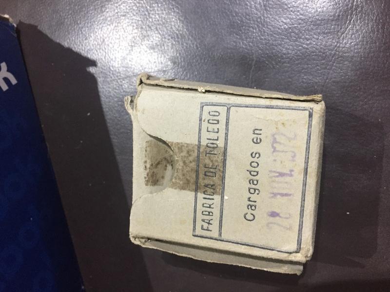 cajas estándar 7,62x51   Archiv32